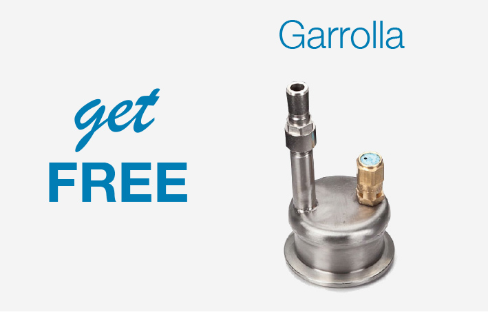 Get free Garolla Connection tool