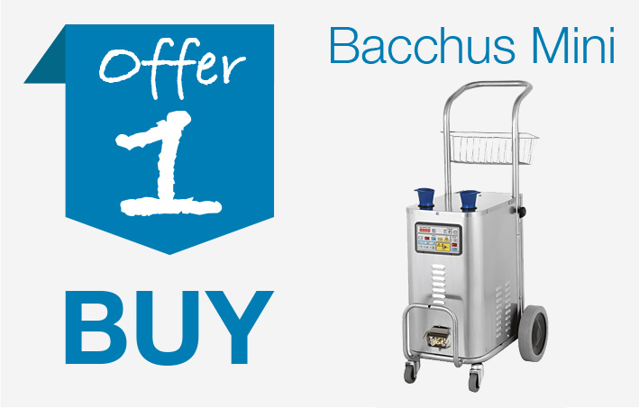 Offer 1 - Buy Bacchus Mini
