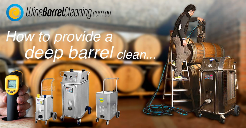 WBC Testimonial How to Provide Steam Barrel Clean