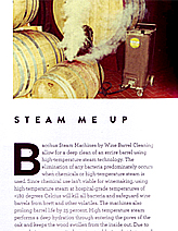 Wine Business Magazine September 2015 article