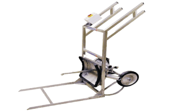 Manual Washing Trolley- handle wine barrels manually
