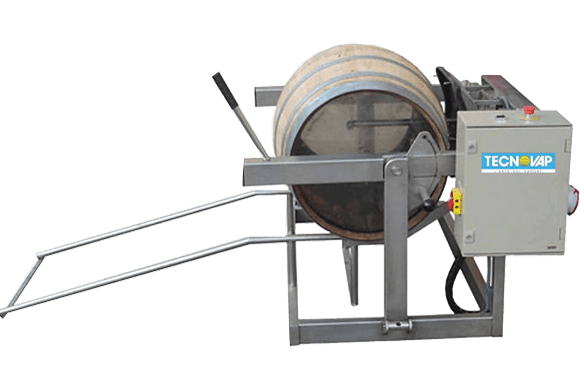 Semi Automatic Cleaner, for use throughout work areas in wineries