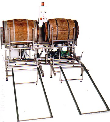 Automatic Wine Barrel Cleaning System 3